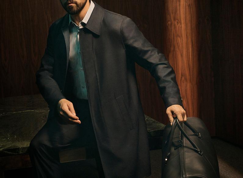 Honorable coat