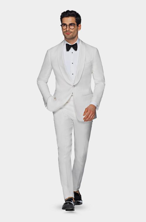 白色晚禮服王子系