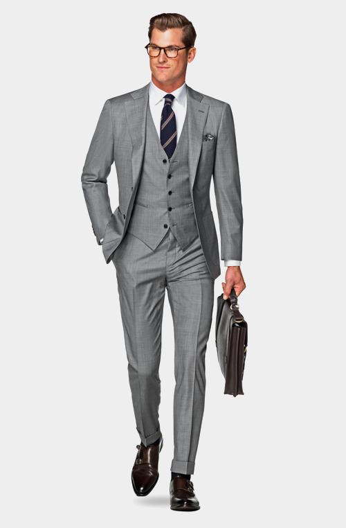 馬甲套裝紳士系